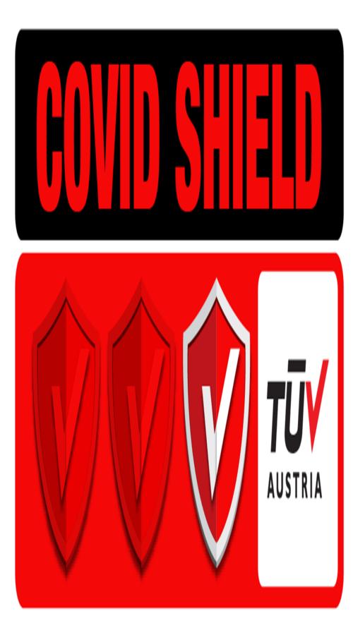 HELLENIC DAIRIES S.A. – Den första grekiska mejeriindustrin med TÜV AUSTRIA  COVID-19 Visir-certifiering image